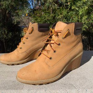 Timberland Wedge Boots